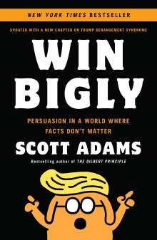 Scott Adams: Win Bigly, Buch