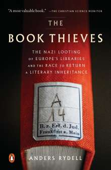 Anders Rydell: The Book Thieves, Buch
