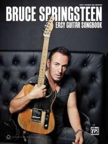 Bruce Springsteen: Bruce Springsteen Easy Guitar Songbook: Easy Guitar Tab, Buch