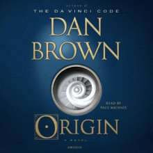 Dan Brown: Origin, 6 CDs