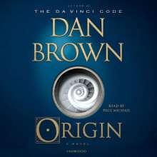 Dan Brown: Origin, 15 CDs