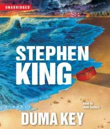 Stephen King: Duma Key, CD