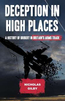 Nicholas Gilby: Deception in High Places, Buch