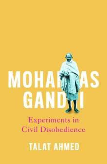 Talat Ahmed: Mohandas Gandhi, Buch