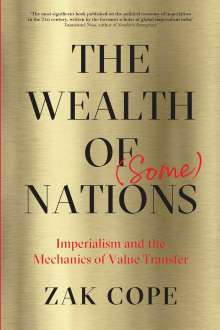 Zak Cope: The Wealth of (Some) Nations, Buch