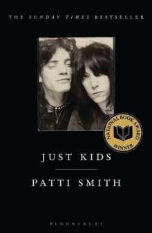 Patti Smith: Just Kids, Buch