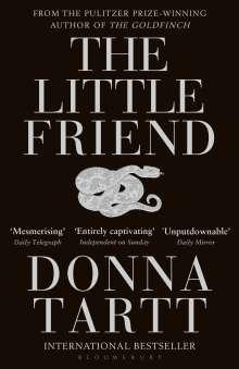 Donna Tartt: Little Friend, Buch
