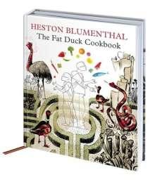 Heston Blumenthal: The Fat Duck Cookbook, Buch