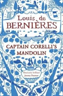 Louis de Bernieres: Captain Corelli's Mandolin, Buch