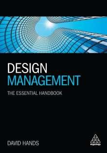 David Hands: Design Management, Buch