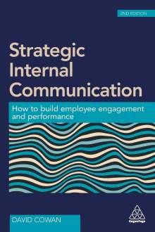 David Cowan: Strategic Internal Communication, Buch