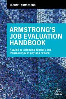 Michael Armstrong: Armstrong's Job Evaluation Handbook, Buch
