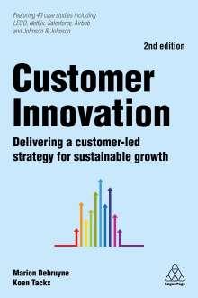Marion Debruyne: Customer Innovation, Buch