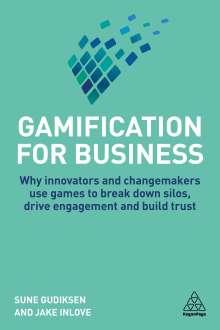 Sune Gudiksen: Gamification for Business, Buch