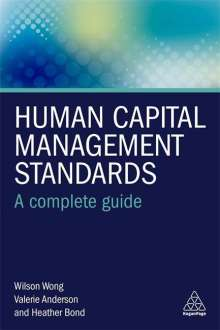 Valerie Anderson: Human Capital Management Standards, Buch
