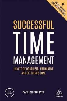 Patrick Forsyth: Successful Time Management, Buch