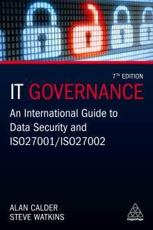 Alan Calder: IT Governance, Buch