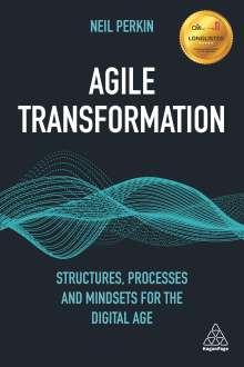 Neil Perkin: Agile Transformation, Buch