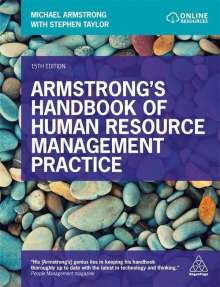 Michael Armstrong: Armstrong's Handbook of Human Resource Management Practice, Buch
