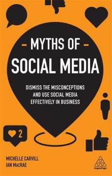 Michelle Carvill: Myths of Social Media, Buch