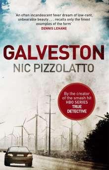 Nic Pizzolatto: Galveston, Buch