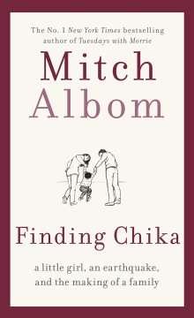 Mitch Albom: Finding Chika, Buch