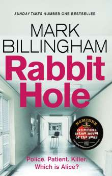 Mark Billingham: Rabbit Hole, Buch