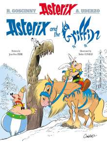 Jean-Yves Ferri: Asterix 39 and the Griffin, Buch
