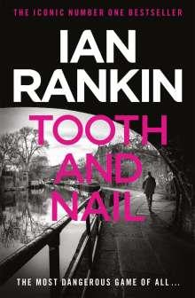 Ian Rankin: Tooth and Nail, Buch