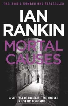 Ian Rankin: Mortal Causes, Buch