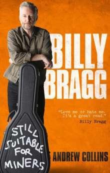 Andrew Collins: Billy Bragg, Buch