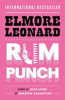 Elmore Leonard: Rum Punch, Buch