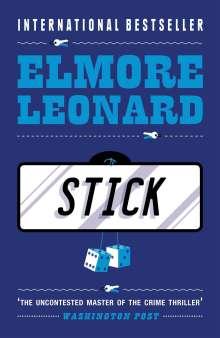 Elmore Leonard: Stick, Buch