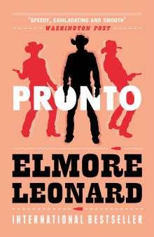 Elmore Leonard: Pronto, Buch
