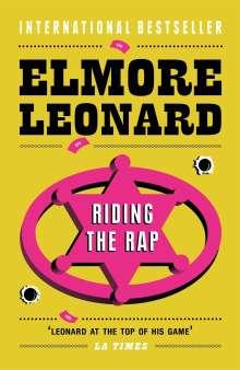Elmore Leonard: Riding the Rap, Buch
