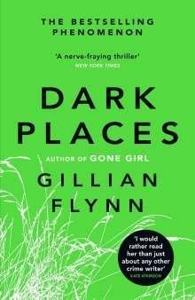 Gillian Flynn: Dark Places, Buch