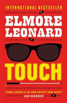Elmore Leonard: Touch, Buch
