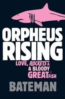 Bateman: Orpheus Rising, Buch