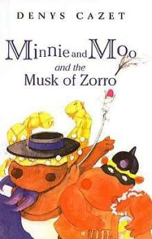 Minnie and Moo and the Musk of, Buch