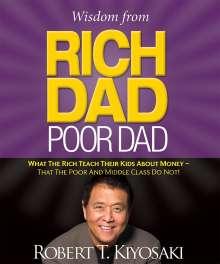 Robert Kiyosaki: Wisdom from Rich Dad, Poor Dad. Miniature Edition, Buch