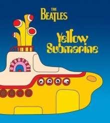 The Beatles: The Beatles: Yellow Submarine, Buch