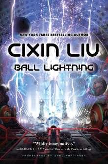 Cixin Liu: Ball Lightning, Buch