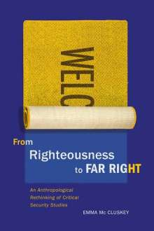 Emma Mc Cluskey: From Righteousness to Far Right, Buch