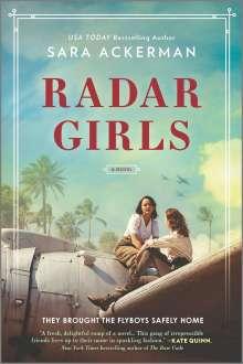 Sara Ackerman: Radar Girls, Buch