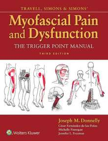 Joseph Donnelly: Travell, Simons & Simons' Myofascial Pain and Dysfunction, Buch