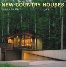 Dominic Bradbury: New Country Houses, Buch