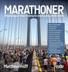 Matthew Huff: Marathoner, Buch