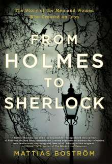 Mattias Boström: From Holmes to Sherlock, Buch