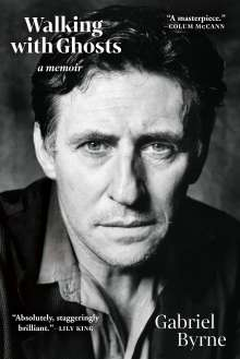 Gabriel Byrne: Walking with Ghosts, Buch