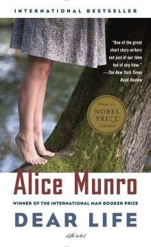 Alice Munro: Dear Life, Buch